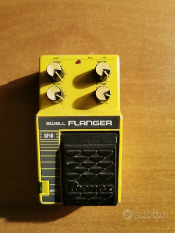 Flanger ibanez sf10