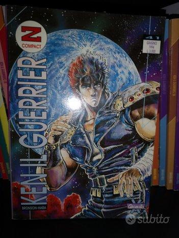Ken Shiro il guerrierio -Fumetti collezione intera