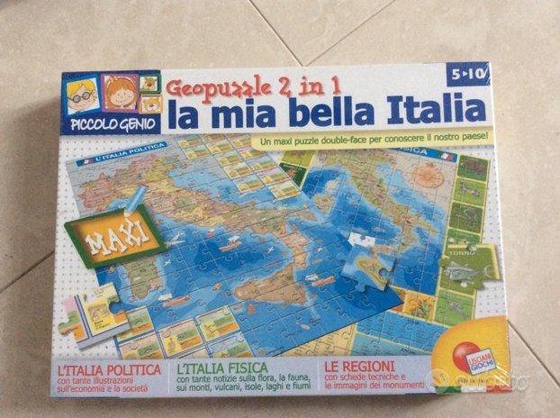 Geopuzzle Piccolo genio