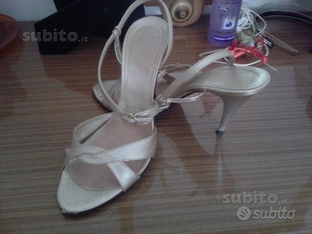Scarpe sandali eleganti 37, 38