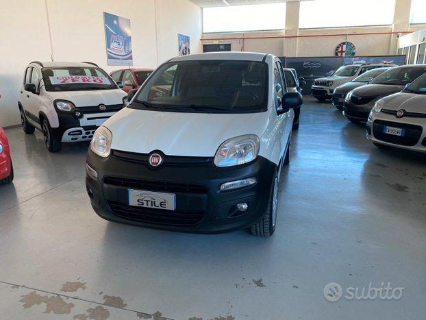 Fiat Panda 1.3 MTJ 4X4 Van