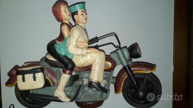 Marines in moto