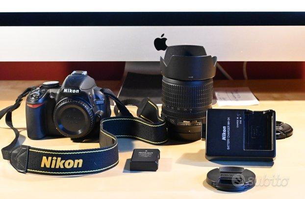 Nikon D3100 AF-S DX 18-105 F3.5-5.6 G VR