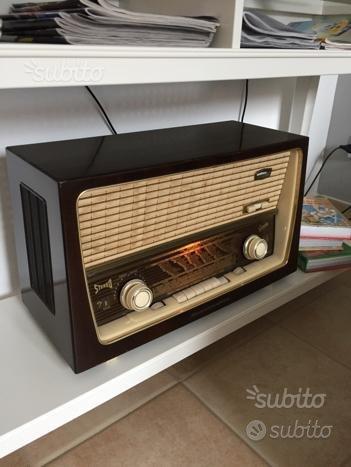 Radio a valvole- Graetz Canzonetta