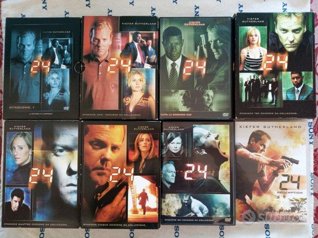 Film e serie tv in Dvd originali (terza parte)