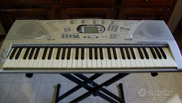 Tastiera TK78 Farfisa come nuova,completa di tutto