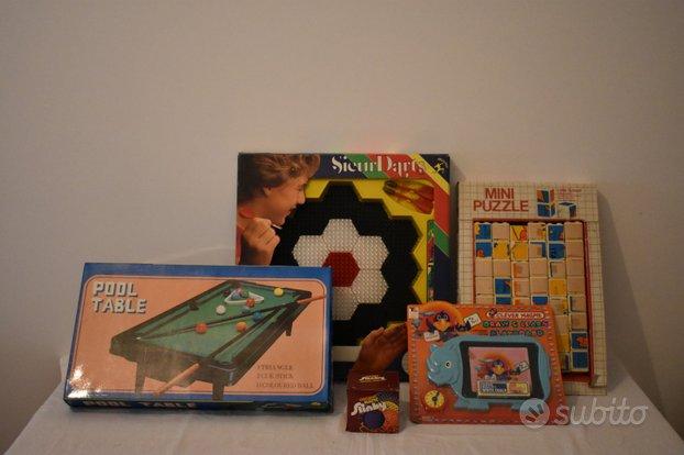 Giochi vintage