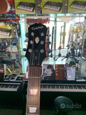 Chitarra elettrica EPIPHONE SG(ex demo)