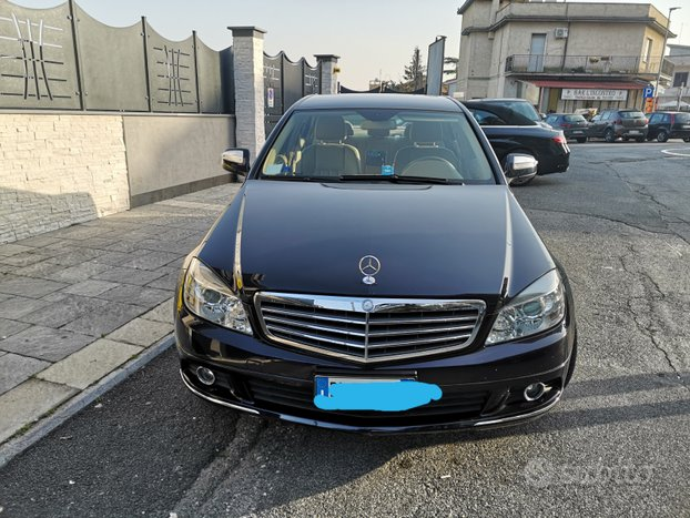 Mercedes c220 cdi elegance