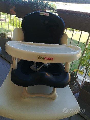 Seggiolino rialzo da sedia prenatal - Tutto per i bambini ...