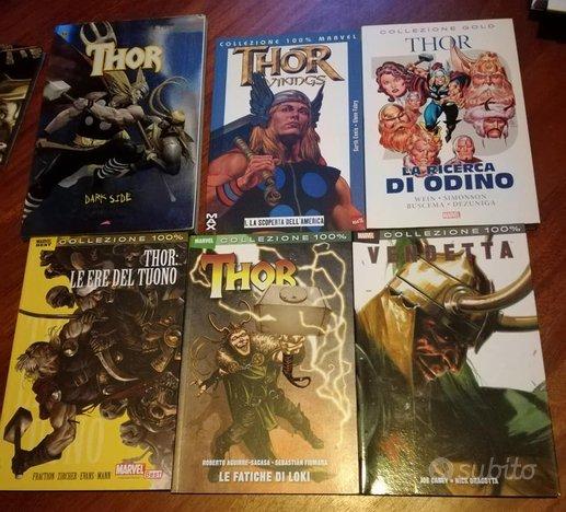 Fumetti Marvel Thor