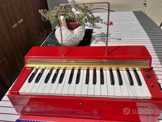 PROTOTIPO di PIANOLA a ventola. PEZZO UNICO