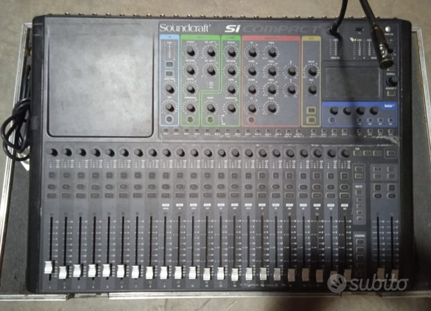 MIXER SOUNDCRAFT Si COMPACT