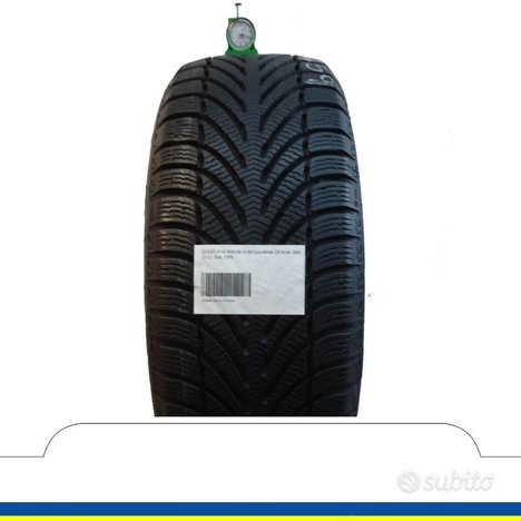 Gomme 225/55 R16 usate - cd.542