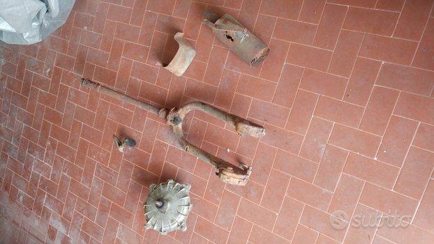 Ricambi usati per lambretta Li seconda serie