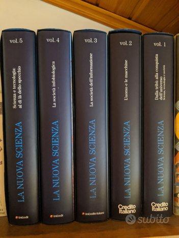La nuova scienza (5 volumi)
