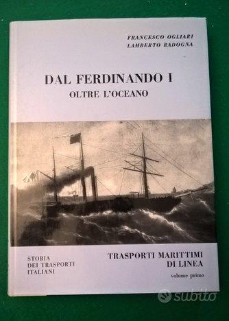Trasporti marittimi di linea volume 1 2 3