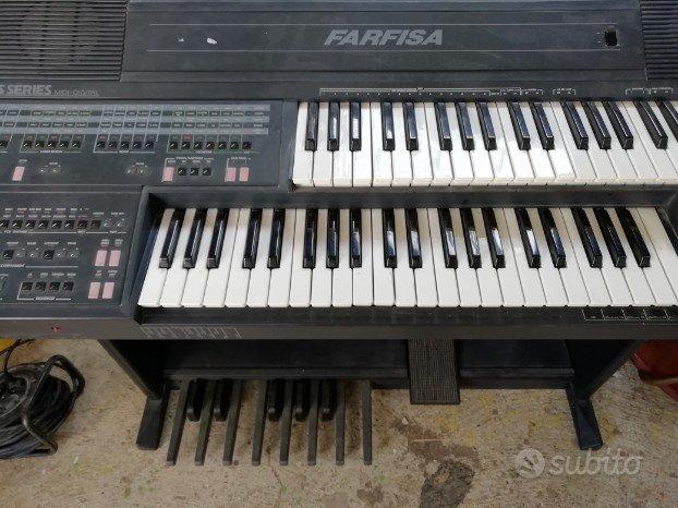 Organo farfisa ts 600
