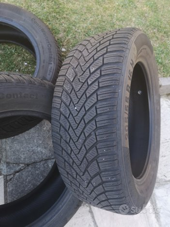 4 gomme continental contiwintercontact ts850
