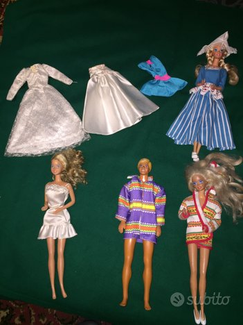 Barbie Bambole Vintage