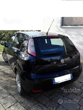 FIAT Punto Evo - 2011