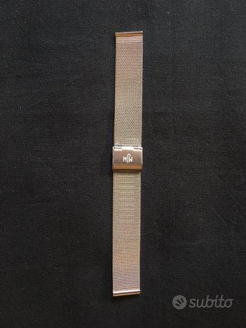 Cinturino metallico Mr Johnes Watches