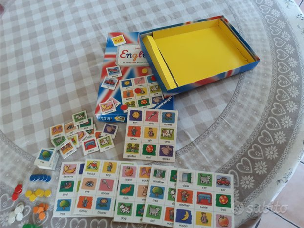 Tombola ravensburger junior english