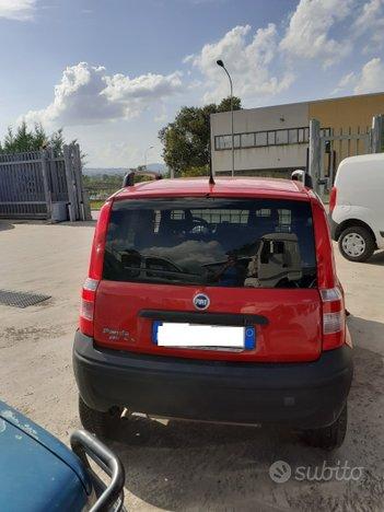 Fiat panda 4x4 1.3 m-jet euro 5 169a5000 ricambi