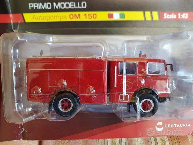 Vigili del fuoco -Pompieri - Autopompa FIAT OM 150