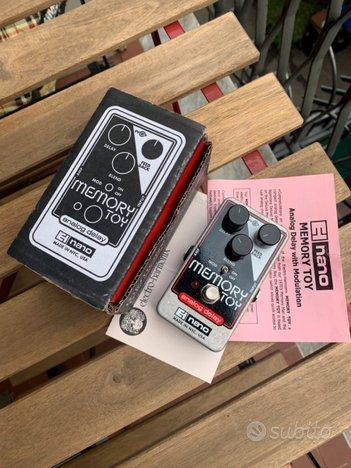 Delay memory toy analogico electro harmonix