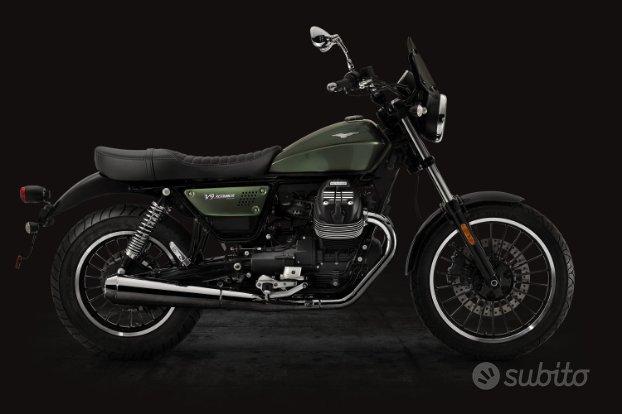 Moto guzzi V9 roamer 2019