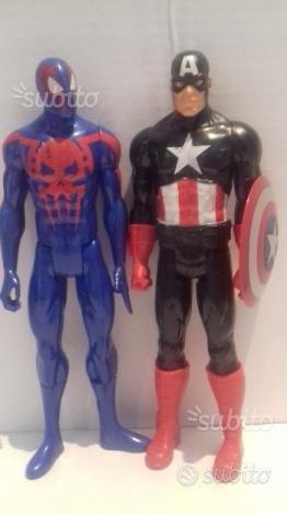 AVENGERS C.AMERICA/SPIDERMAN MARVEL( 2 al co