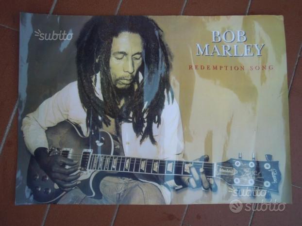 Poster/manifesto Bob Marley