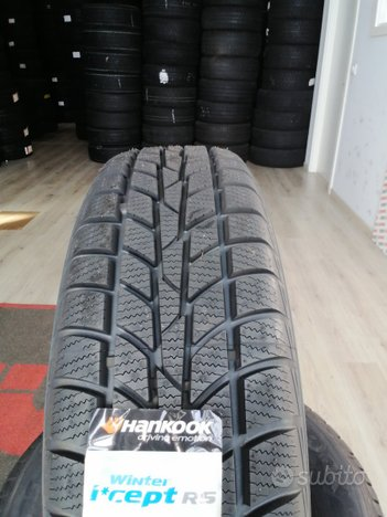 Gomme nuove Hankook 195 70 15 m+s