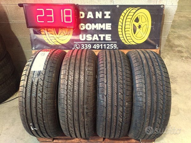 4 Gomme NUOVE 255 60 18 4 STAGIONI - GOODYEAR