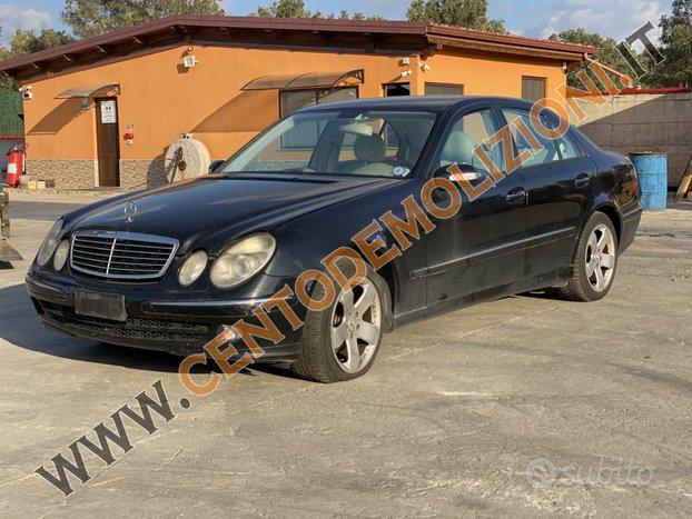 Ricambi mercedes classe e w211 3.2 cdi 2004 648961