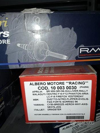 100030030 Albero motore elaborazione Minarelli 50
