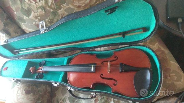 Violino per studenti custodia + accessori