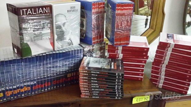 Raccolte DVD GIORNALISMO-STORIA-FINANZA