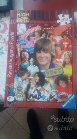 Puzzle High School Musical 200 pz Ravensburger