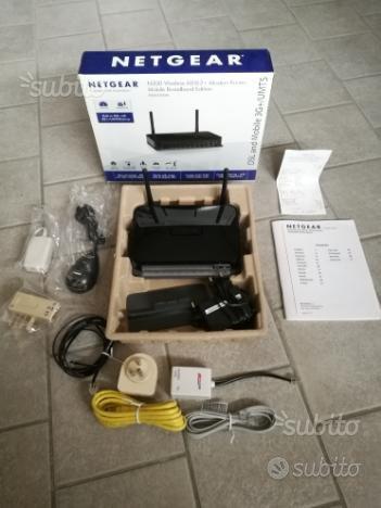 Modem Router NETGEAR N300