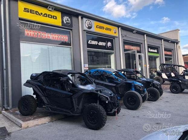 Side by side Can am x3 maverick 2019