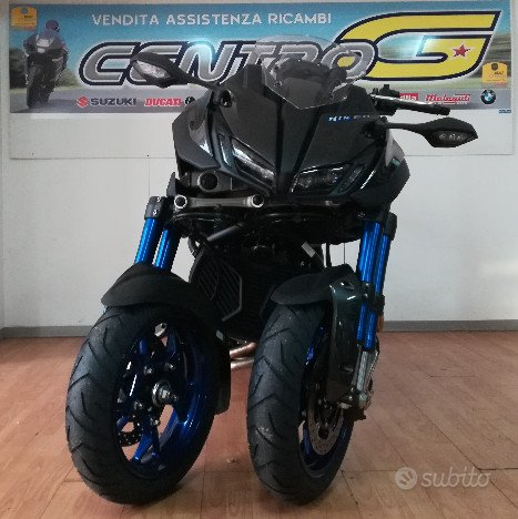 Yamaha Niken - 2019