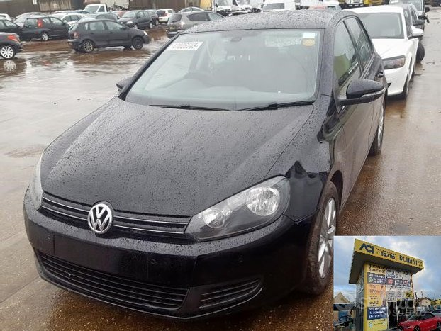 2011 volkswagen golf 1598 cc 5m manual diesel