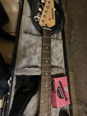 Chitarra elettrica + amplificatore JONSON