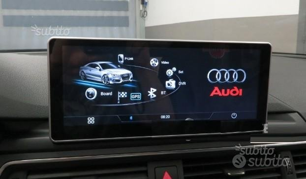 Navigatore audi q3 10,25 android full hd carplay