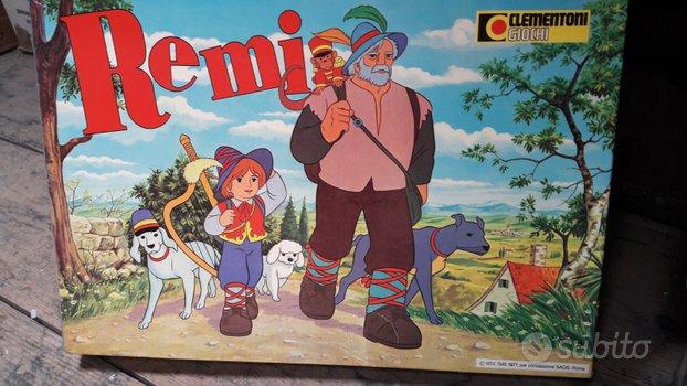 Gioco in scatola anni 70 Remi