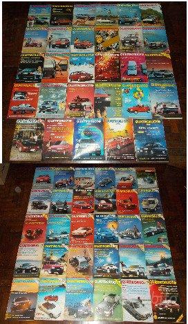 Lotto 59 numeri quattroruote 1983-1991