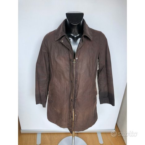 Giacca Barbour Marrone Unisex UK 14 - EU 40
