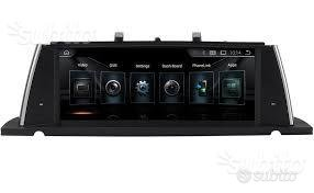 """Navigatore bmw serie 5 f07 gt android 10,25"""" wifi"""